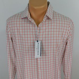 Mizzen + Main Performance long sleeve button down.